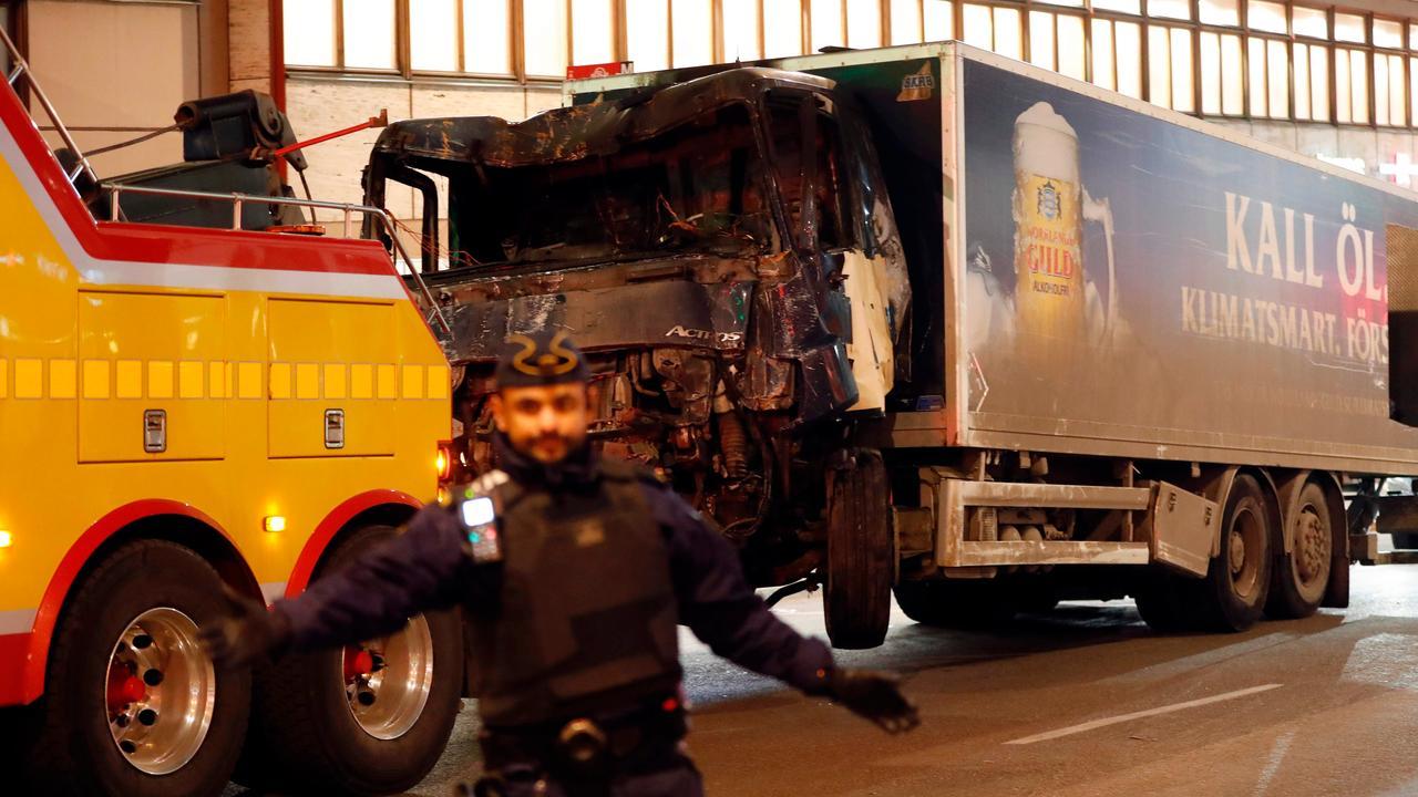 Overzicht: De aanslag in Stockholm