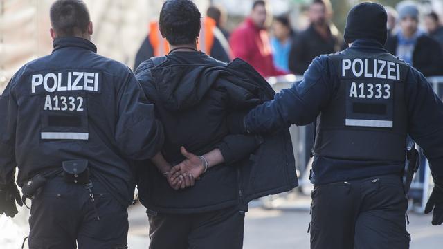 Dit jaar veel meer misdrijven tegen migranten in Duitsland