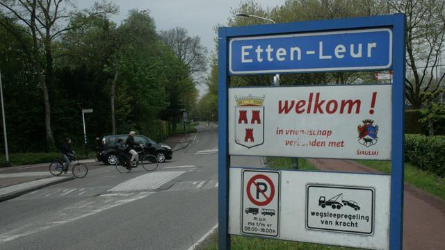 Geen maatregelen op kruising in Etten-Leur