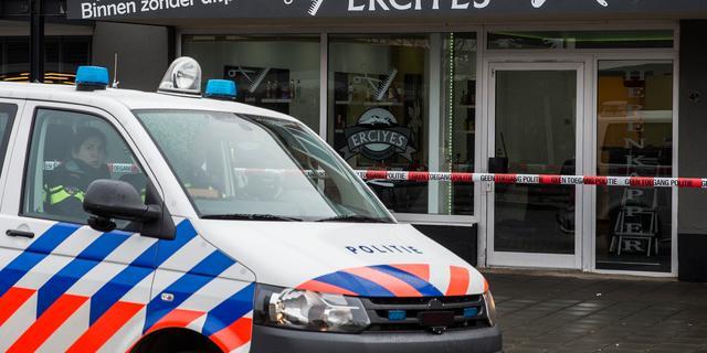Twintig aanhoudingen na vechtpartij bij tankstation Den Haag