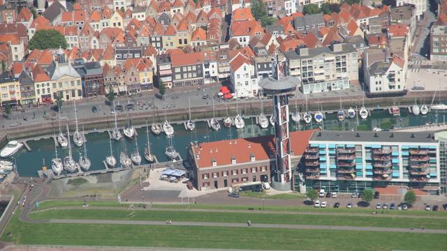 Brandgevaar in binnenstad Vlissingen door hennepkwekerij