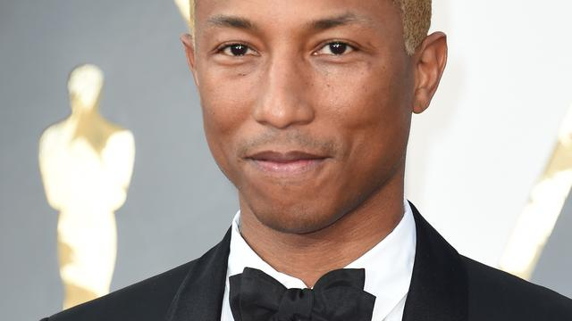 Pharrell Williams vader geworden van een drieling