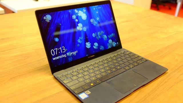 Review: Asus ZenBook 3 is goede MacBook-concurrent