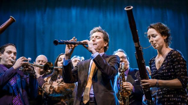 Nederlands Blazers Ensemble: Symmetries - Leeuwarden