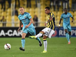 28-jarige rechtsback mag weer meetrainen bij Turkse topclub