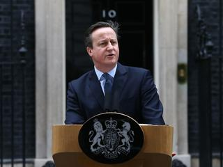 Premier legt akkoord met EU voor aan Brits kabinet
