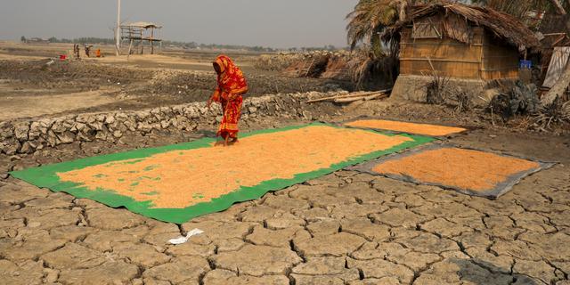 Oxfam waarschuwt voor 4.800 miljard dollar schade door klimaatverandering