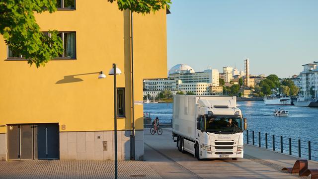 Steeds meer fabrikanten komen met elektrische vrachtwagens