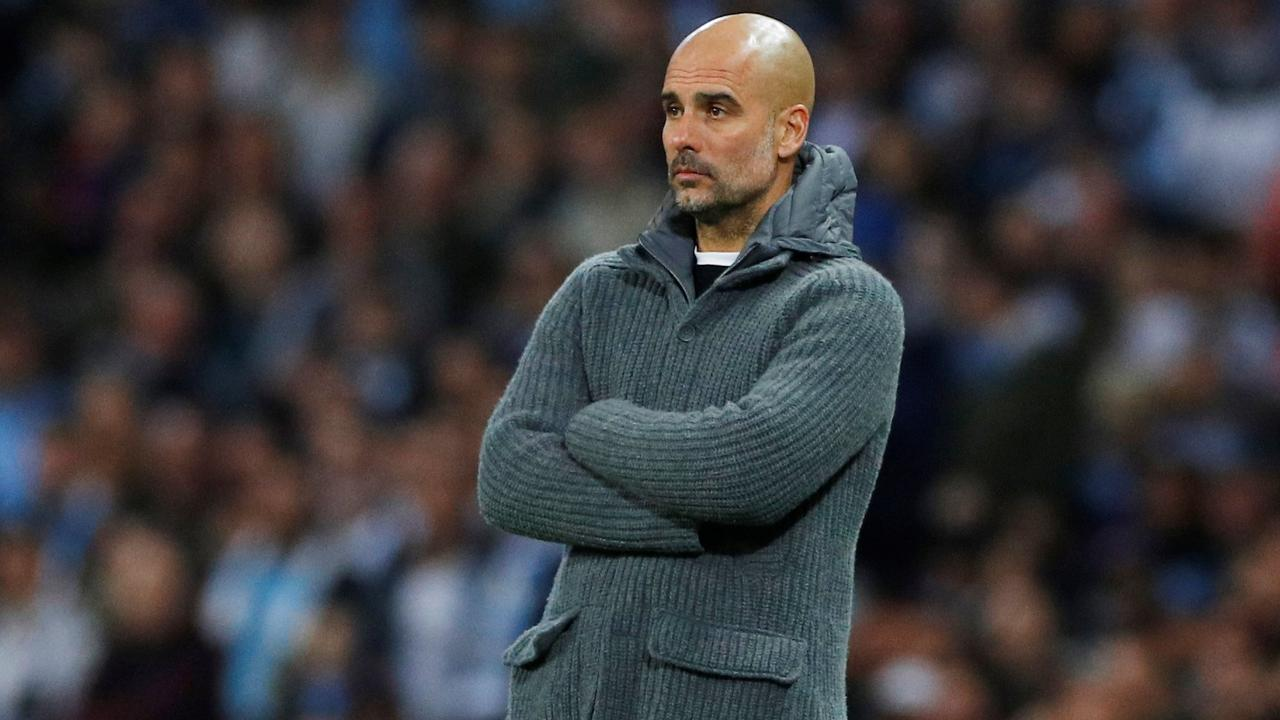 Guardiola Is Happy That Ten Hag Is Performing Well In The Champions