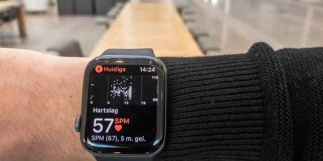 Zo werkt de hartslagmeter achter op je smartwatch