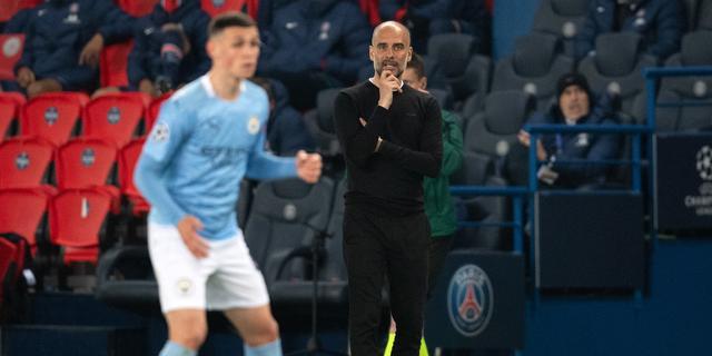 Guardiola wil dat City-spelers niet bezig zijn met kans op unieke CL-finale