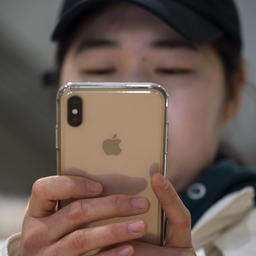 'Telegraaf- en Parkmobile-app bewaren intensief verzamelde iPhone-locatie'