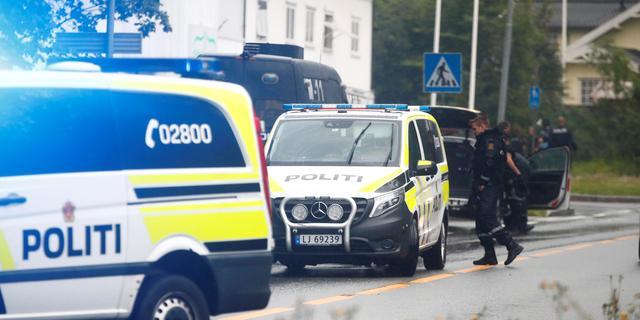 Noorse politie behandelt aanslag in moskee als terreurdaad