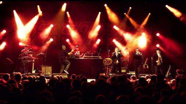 Fat Freddy's Drop op 14 oktober in Afas Live
