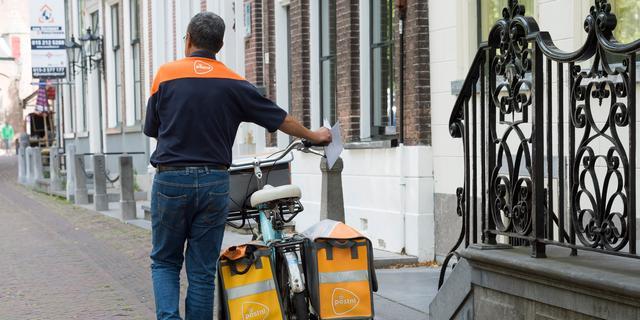 Postbezorgers stemmen in met cao-akkoord PostNL