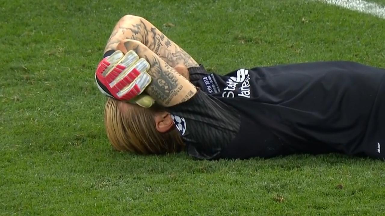 Tweede blunder Karius leidt tot derde goal Real Madrid