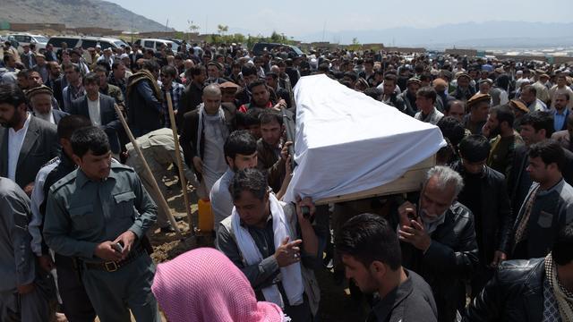 Recordaantal Afghaanse burgerslachtoffers in eerste helft 2016