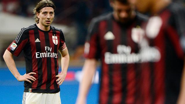 Milan-fans verzetten zich tegen nieuw contract aanvoerder Montolivo