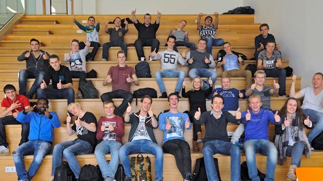 Tien studenten van Noorderpoort naar finales van Skills Heroes