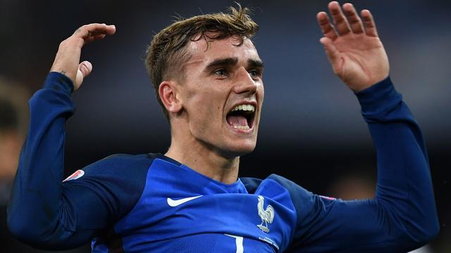 Matchwinner Griezmann kan geluk niet op na 'teamprestatie' Frankrijk