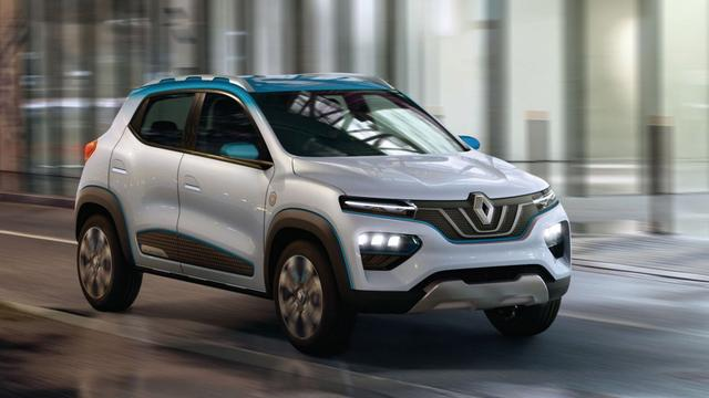 Renault kondigt komst 'betaalbare' elektrische auto aan
