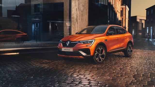 Renault haalt hybride cross-over naar Nederland