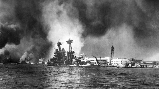 75 jaar na Pearl Harbor, een beslissend moment tijdens WOII