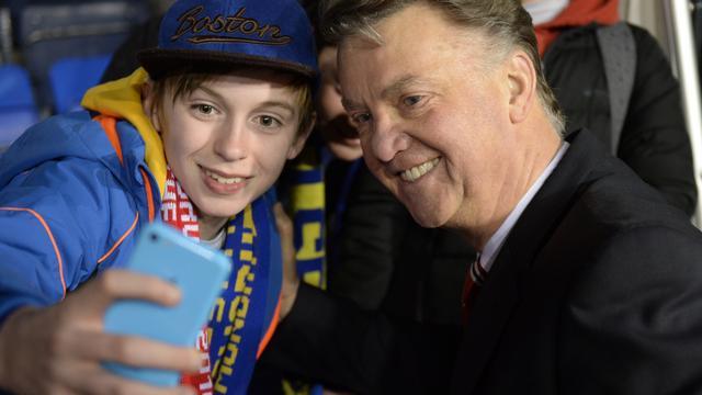 Van Gaal telt zegeningen na overwinning United in FA Cup