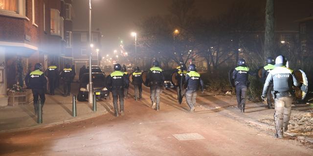 Meer dan 700.000 euro schade in Den Haag rond jaarwisseling