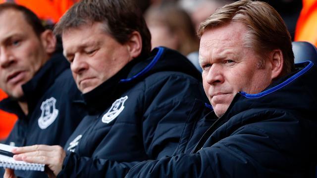 Koeman en Everton onderuit tegen Spurs, City maakt geen fout