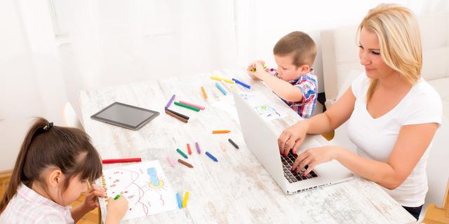 Veel tijd met je kind: nieuwe obstakels én mogelijkheden