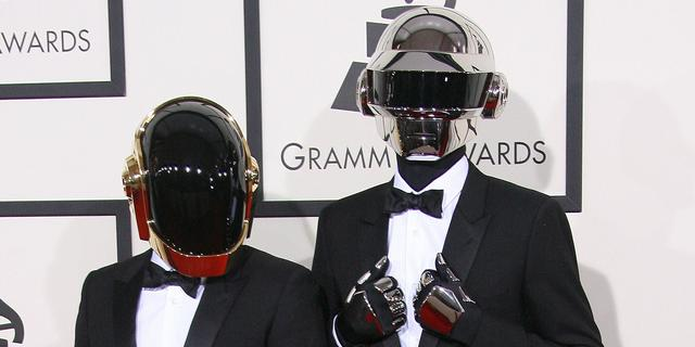 Muziek Daft Punk flink meer geluisterd en verkocht na aankondiging breuk
