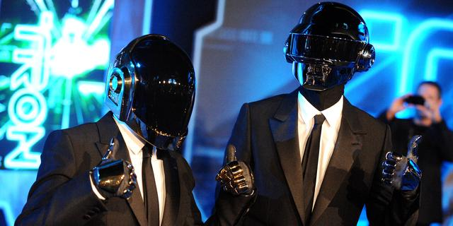 Daft Punk stopt: vernieuwend duo dat Franse dancescene op de kaart zette
