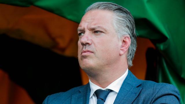 Ook algemeen directeur Mattijs Manders ligt zwaar onder vuur bij NAC.