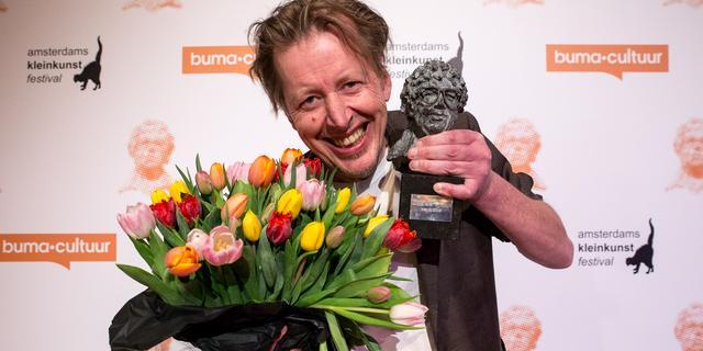 Jan Rot wint Annie M.G. Schmidtprijs voor beste theaterlied