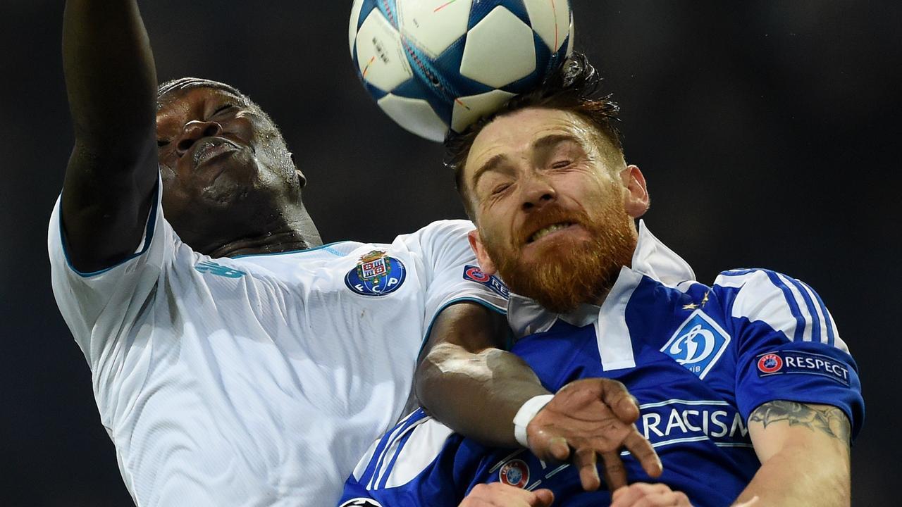 Porto-Dinamo Kiev (0-2)