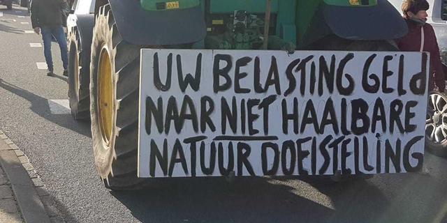 Landbouw Collectief breekt stikstofgesprekken met kabinet af