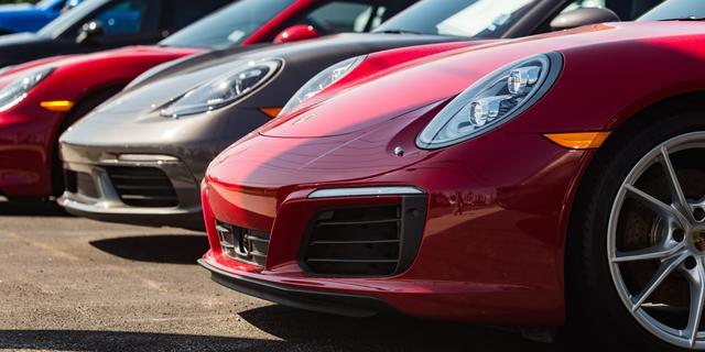 Bijna een miljoen gamers spelen vier uur lang 'advertentie' van Porsche