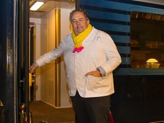 Beroemde kok volgt Edwin Soumang op bij Panorama Rail Restaurant
