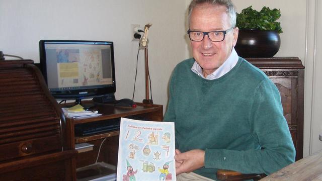 Kinderboekenschrijver Piet Hendrikx in de race voor BoekGoud