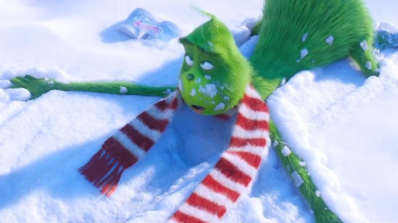 Trailer animatiefilm The Grinch