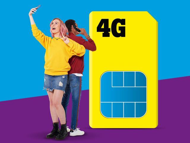 Nu bij Tele2 Unlimited Data voor maar 25 euro per maand