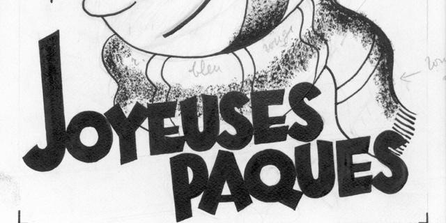 Striptekening Hergé geveild voor recordbedrag