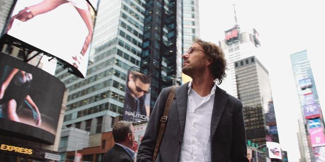Nederlander verovert New York met slimme audio guide