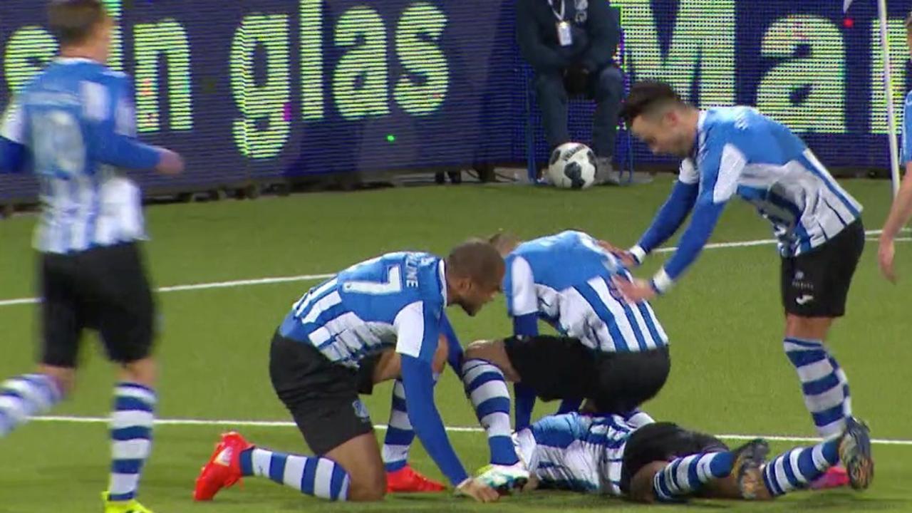 Samenvatting FC Eindhoven-Almere City FC (4-1)