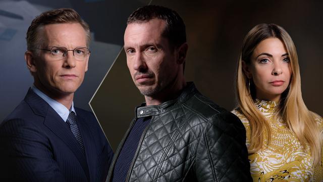 Thom Hoffman en Thomas Acda voegen zich bij cast derde seizoen KLEM