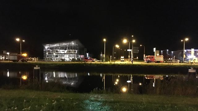 Korte evacuatie in Alkmaar vanwege groot gaslek
