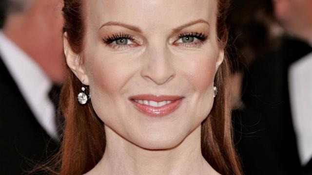 Desperate Housewives-actrice Marcia Cross genezen van kanker
