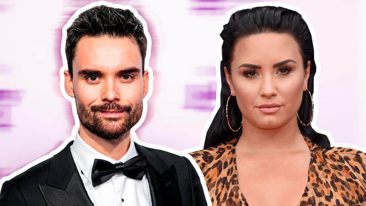 Op de socials: Domien verliefd?   Lovato klaar met bodyshamers