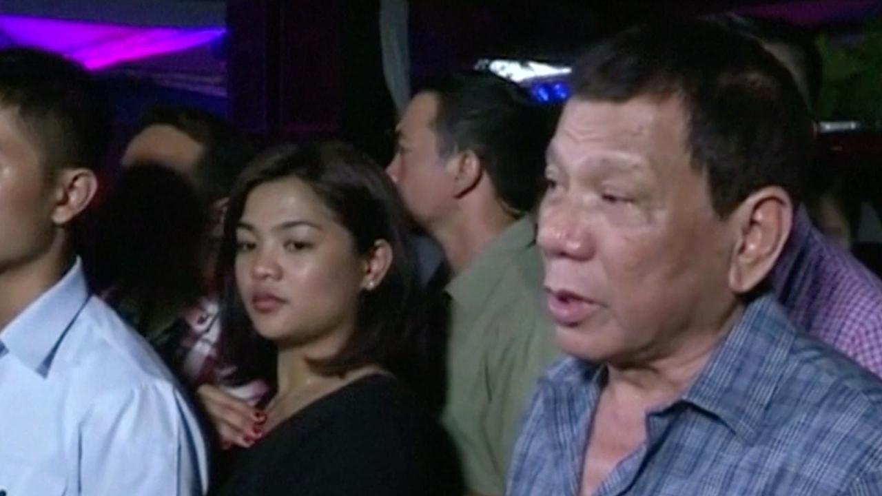 Filipijnse president Duterte opent grens voor troepen buurtlanden in strijd tegen IS
